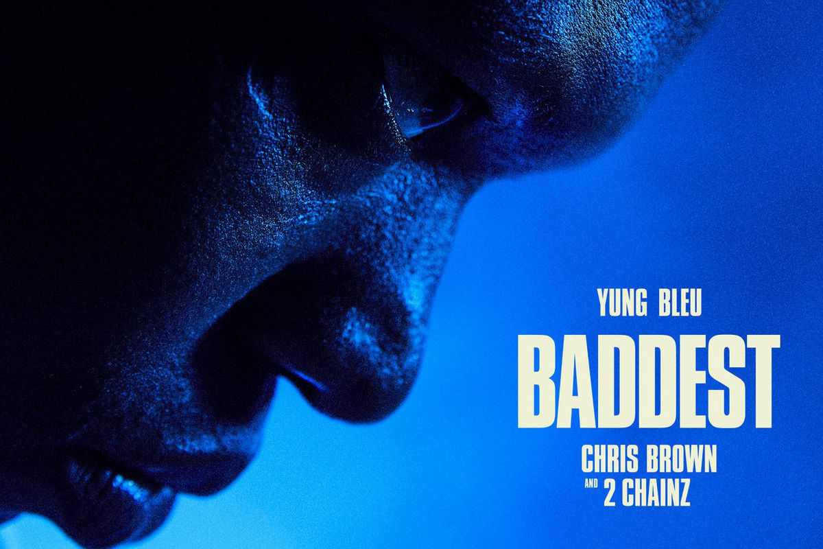 """Yung Bleu's """"The Baddest"""" artwork"""
