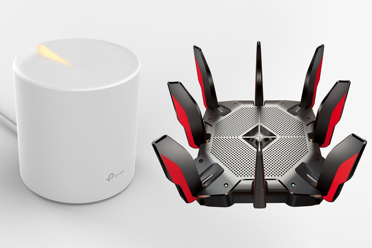 TP-Link unveils its first family of Wi-Fi 6 routers - The Verge