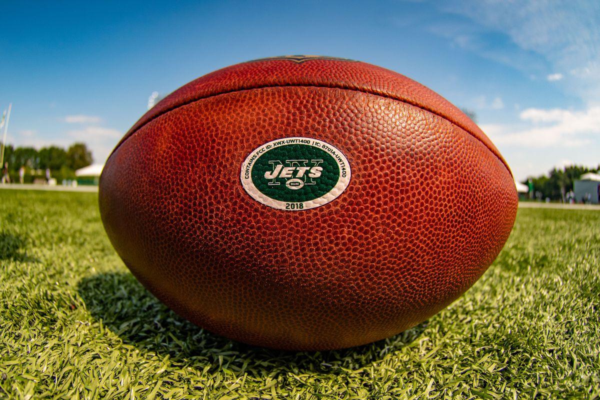 NFL: AUG 02 Jets Training Camp