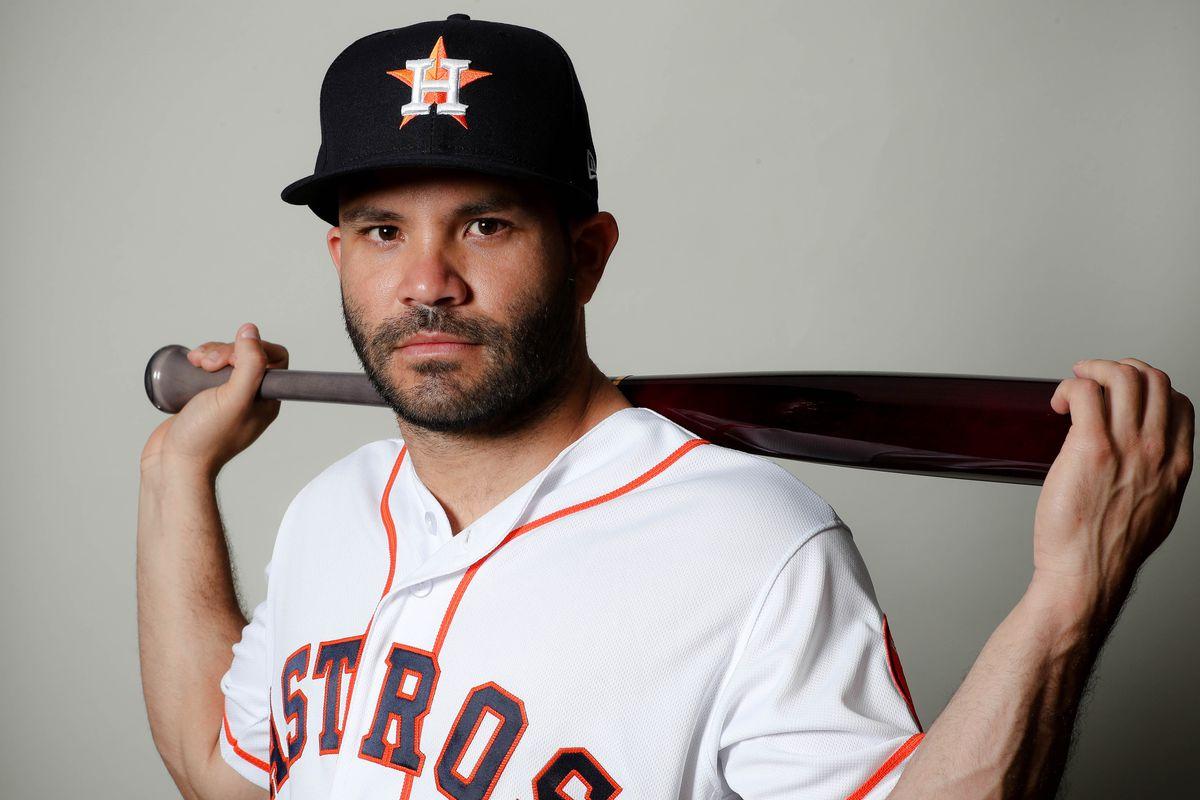 MLB: Houston Astros-Media Day