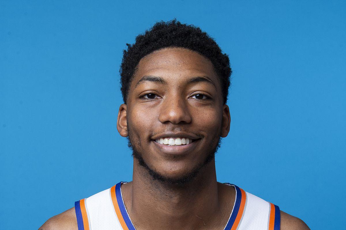 2019-20 New York Knicks Media Day