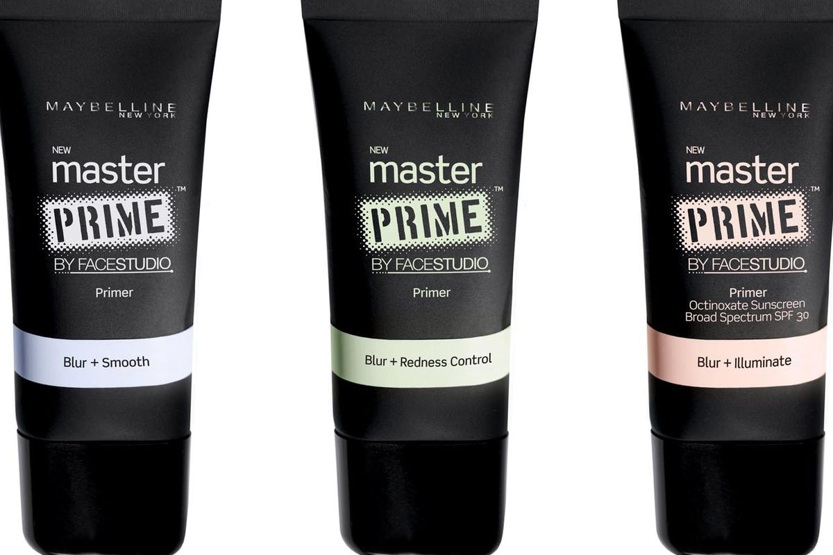 The first big product launch of 2015 that's got the beauty world excited is Maybelline's Master Prime Weightless Blurring Primers.