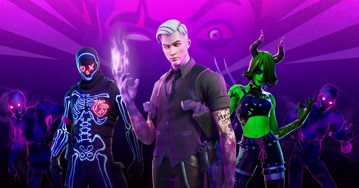 Fortnite's Halloween event is back for Fortnitemares 2020