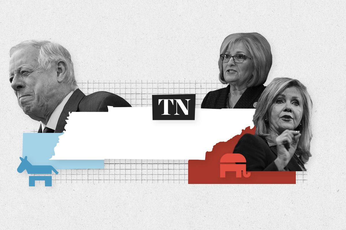 Tennessee primary elections 2018: live results for Senate