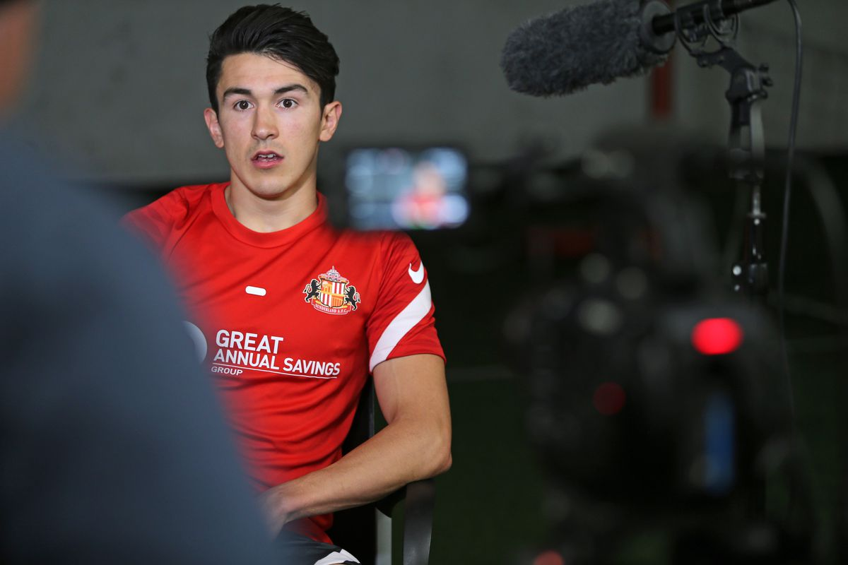 Luke O'Nien Signs New Contract At Sunderland AFC