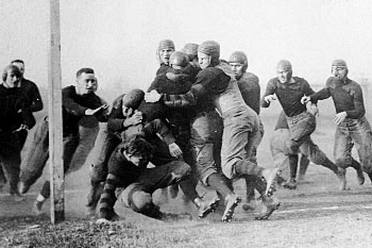 Patriot Reign | American Football 101 : il gioco