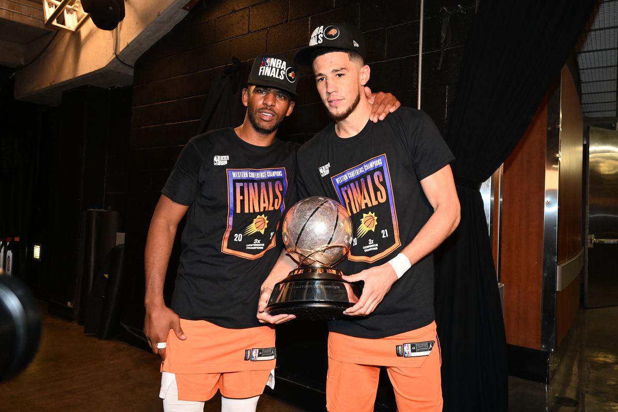 NBA Finals MVP odds 2021: Devin Booker, Chris Paul ...