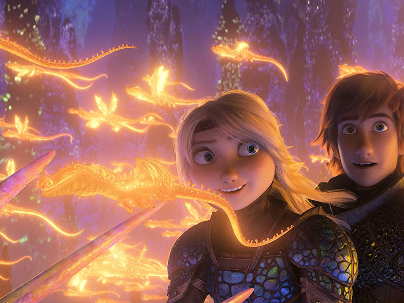 How To Train Your Dragon 3 Review A Simple Movie With A Complex