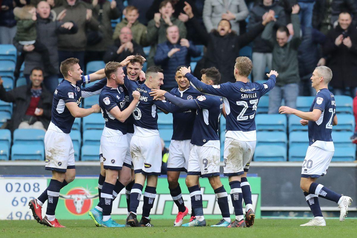 Millwall v Wolverhampton Wanderers - Sky Bet Championship - The New Den