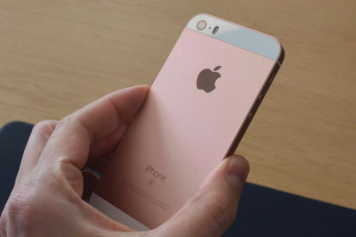 Nine Other Iphone Colors I D Prefer Over Rose Gold The Verge