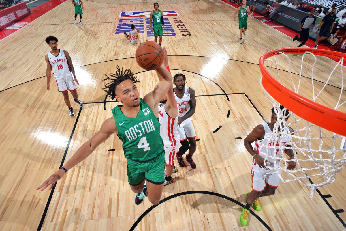 2021 Las Vegas Summer League - Boston Celtics v Atlanta Hawks