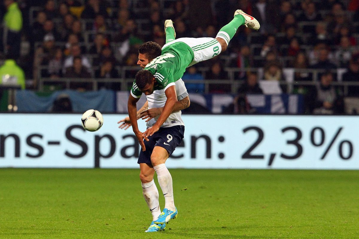 Man in green for Bremen not part of deal
