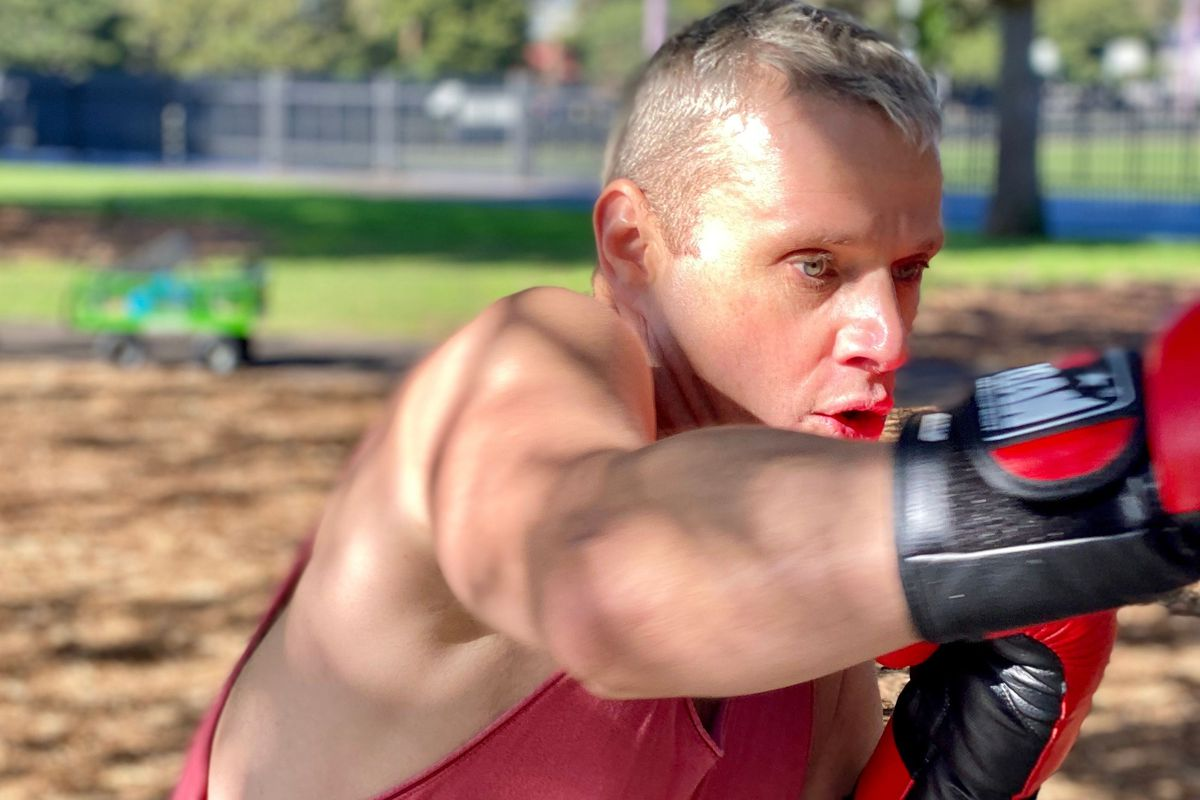 Martin Stark, World Gay Boxing Championships