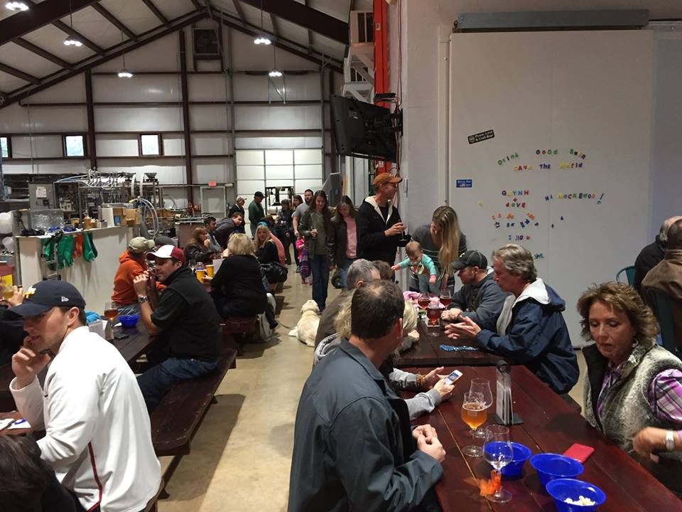 Game Night at Save the World Brewing
