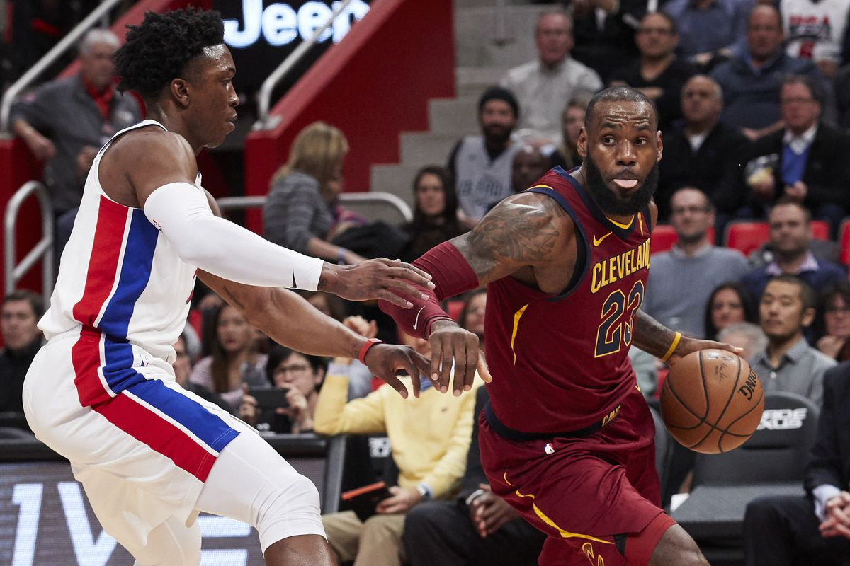 3c407b7763f The Close Out  Pistons lost chance for local cred by getting blown out by  Cavs