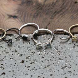 Tarin Thomas rings