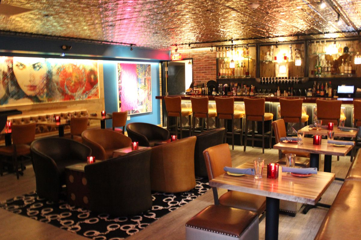 Bandita Brighton Is Here Article Fills Its Downstairs Space With Tacos Eater Boston