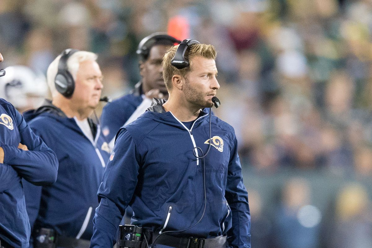 The 5 Biggest Aspects Of The Los Angeles Rams 2018 Schedule Turf Show Times