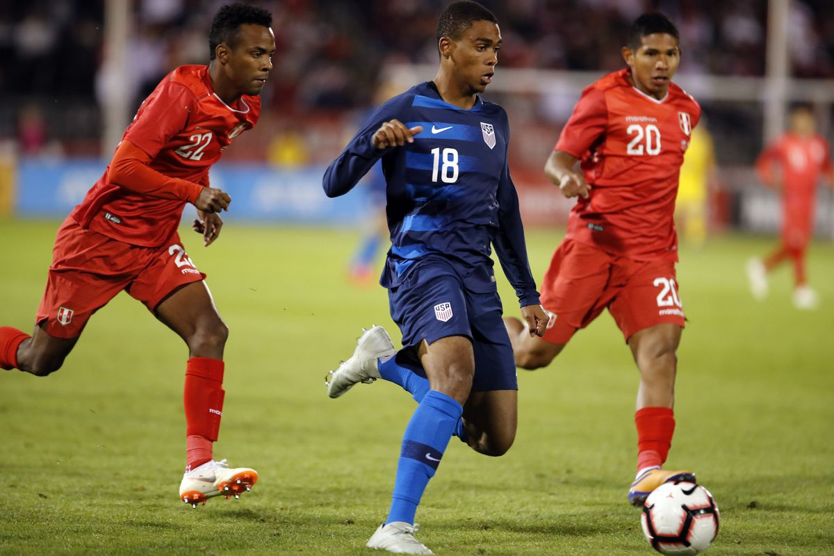 8b773851a Wednesday Links  FC Dallas  Cannon picks up first start for USMNT ...