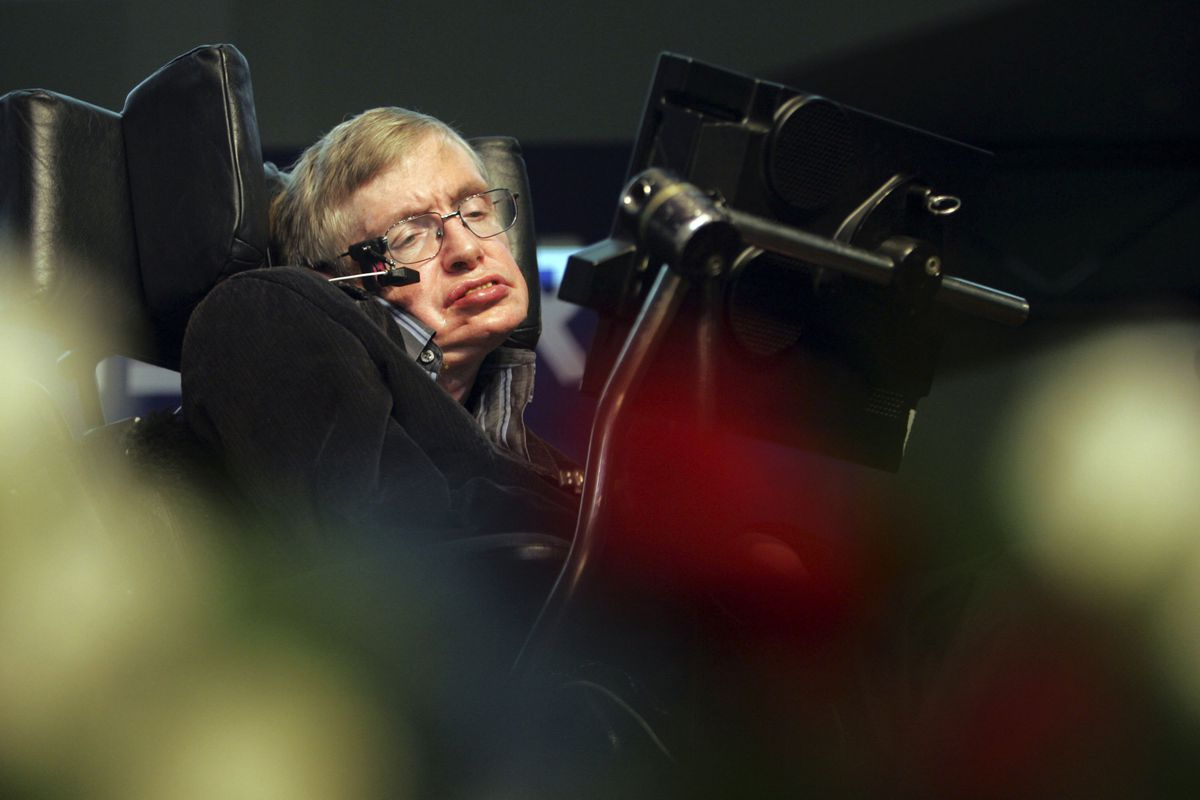 Stephen Hawking, scientific hero and icon, has died at 76 - Vox