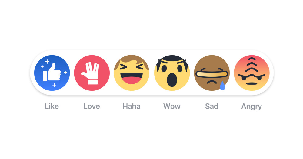 Facebook is no Longer Releasing Temporary Reaction Buttons
