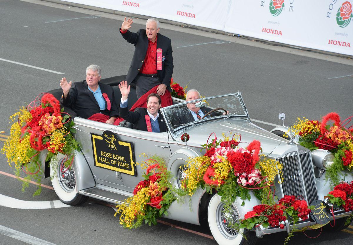 124th Rose Parade Presented By Honda