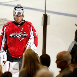 Holtby First Star
