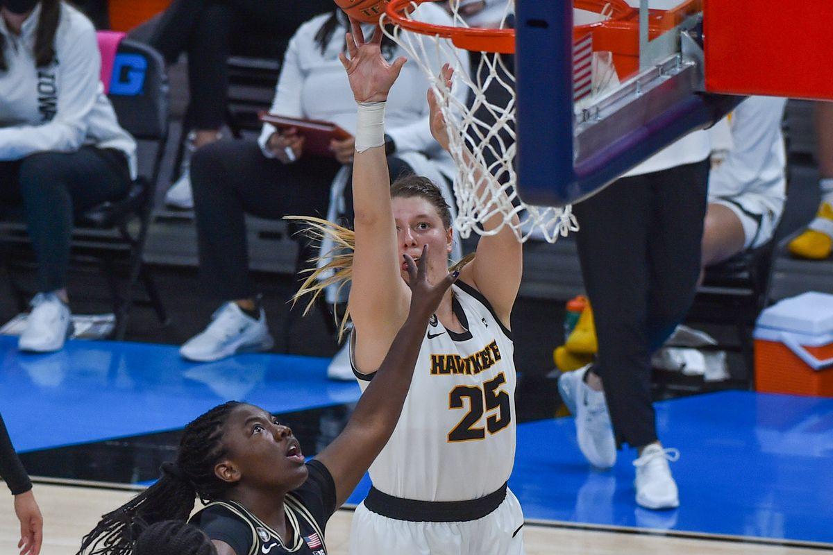 Big Ten Women's Basketball Tournament - Iowa v Purdue