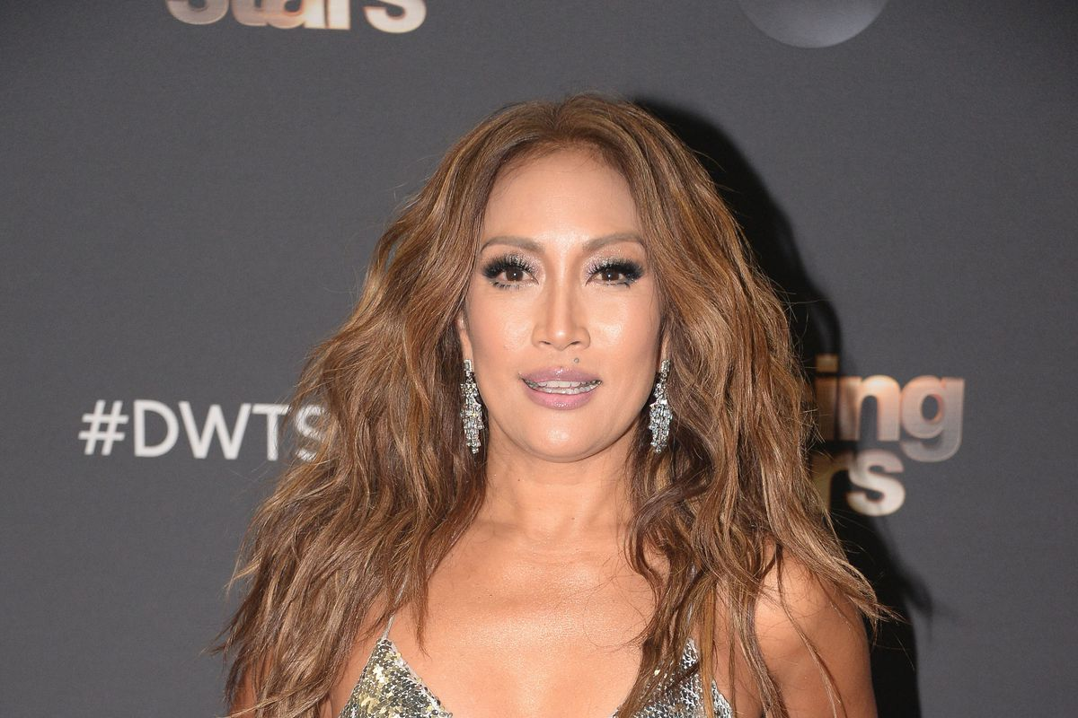"""Carrie Ann Inaba is taking taking time away from her co-hosting duties on """"The Talk"""" to focus on her well-being."""
