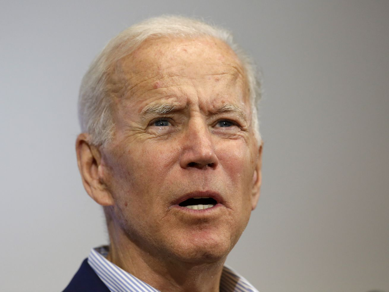Former vice president and 2020 Democratic presidential candidate Joe Biden speaks during a campaign event on June 11, 2019, in Davenport, Iowa.