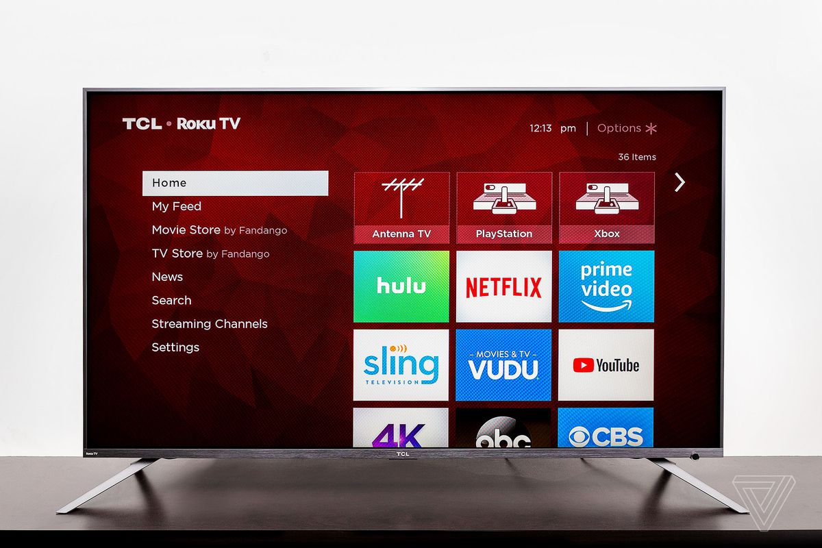 8a617b56ed8 TCL s 65-inch 6-Series 4K HDR TV is  849 at Amazon