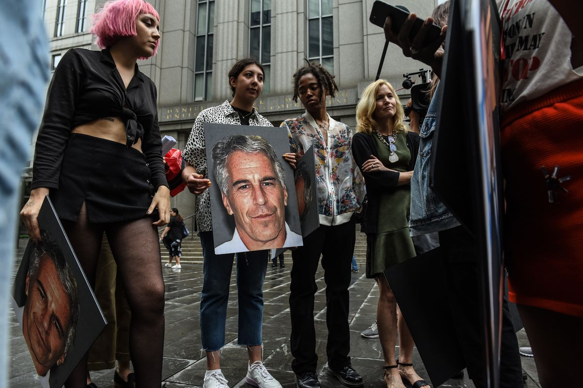 Jeffrey Epstein is dead  His story isn't over  - Vox