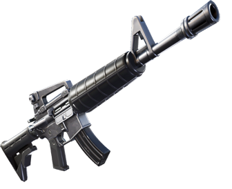 Fortnite Chapter 2 Assault Rifle Common