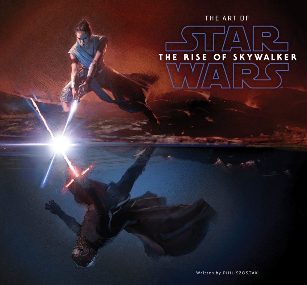 The Art of Star Wars The Rise of Skywalker, cover