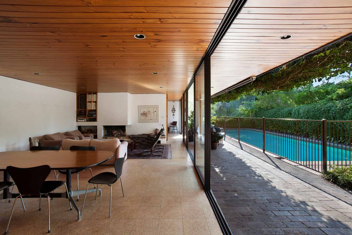 70s gem by sydney opera house architect on market for the first time