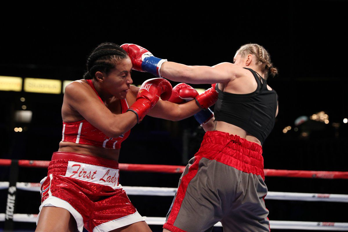 Braekhus vs Magdziak Lopes results: Cecilia Braekhus keeps welterweight crown