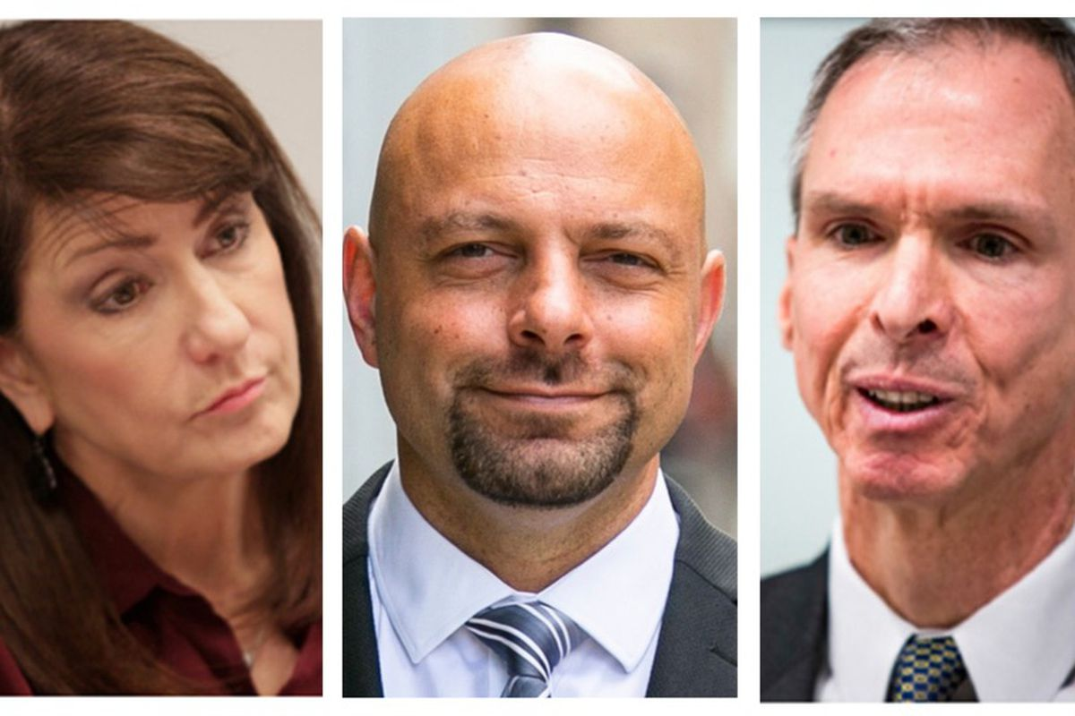 Rep. Dan Lipinski has more cash-on-hand but out-raised by 2 key Democratic primary rivals