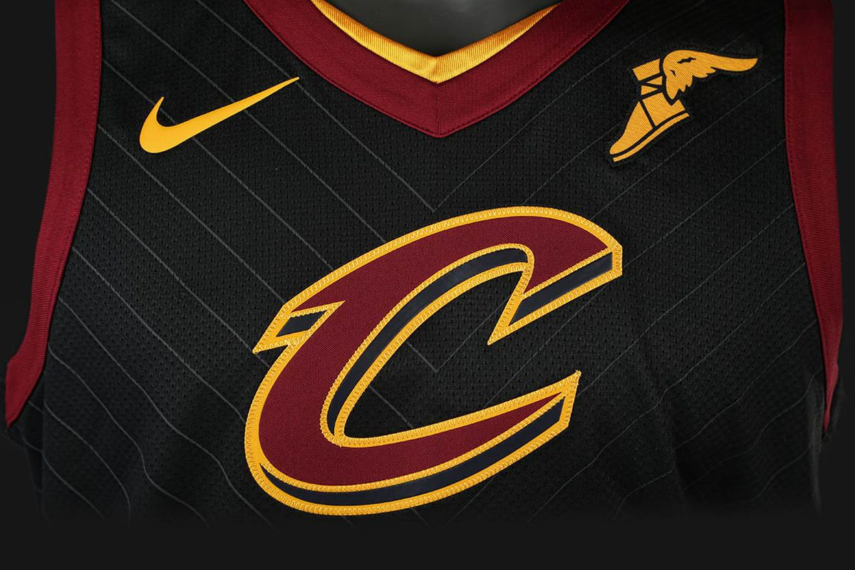 e47b856242c Cavaliers officially unveil new black jersey - Fear The Sword