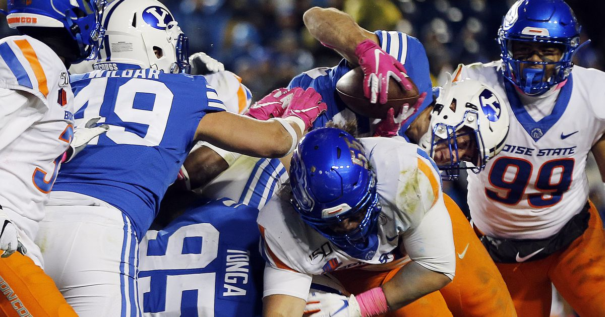 BYUs big win over No. 14 Boise State brings relief, but also more questions about Cougars inconsistency