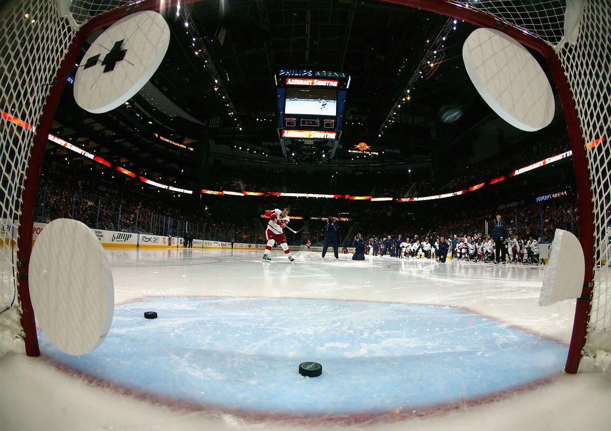 NHL All-Star Dodge/NHL SuperSkills Competition