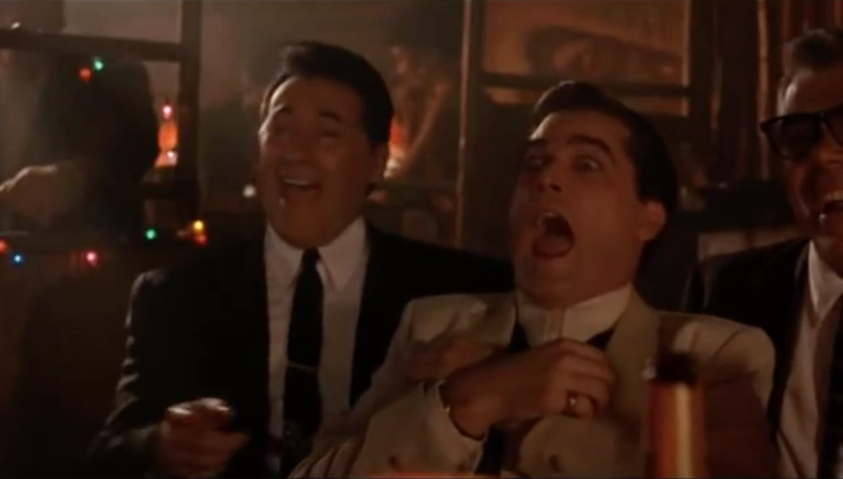 """Fact-Checking the 'Goodfellas' """"Funny Like a Clown"""" Speech - The Ringer"""