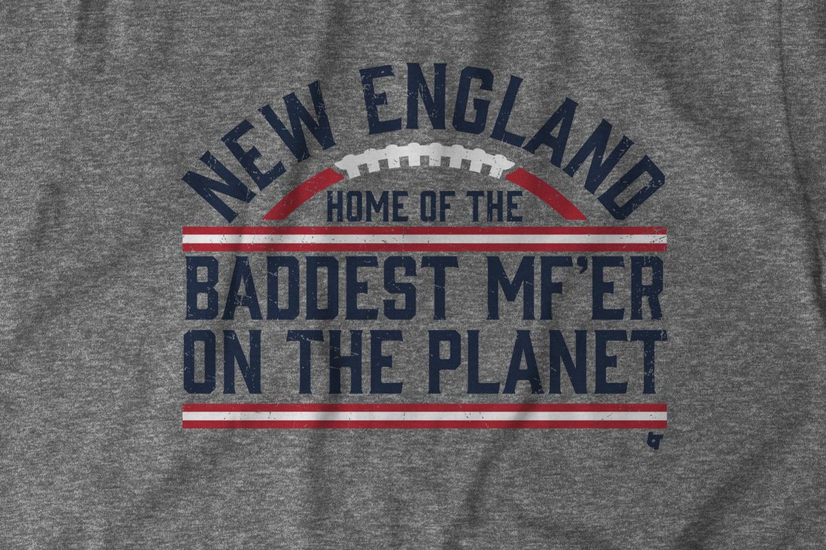 ef32c298b Get ready for the Super Bowl with two new Patriots T-shirts - Pats ...