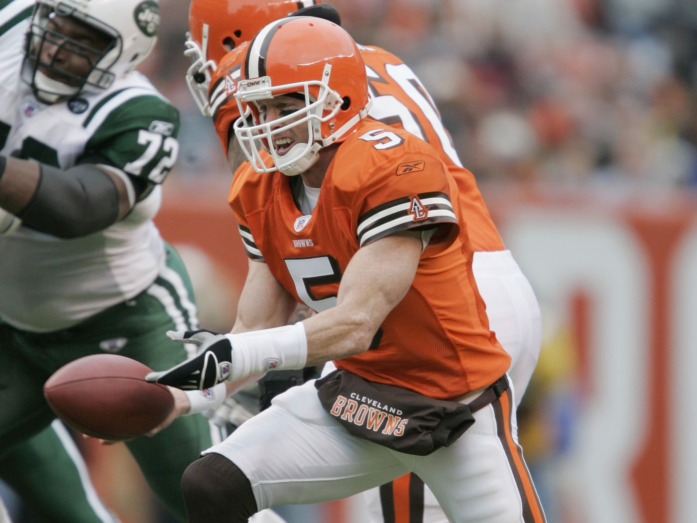 Browns to Wear Orange Jerseys This Sunday for the First Time Since ...