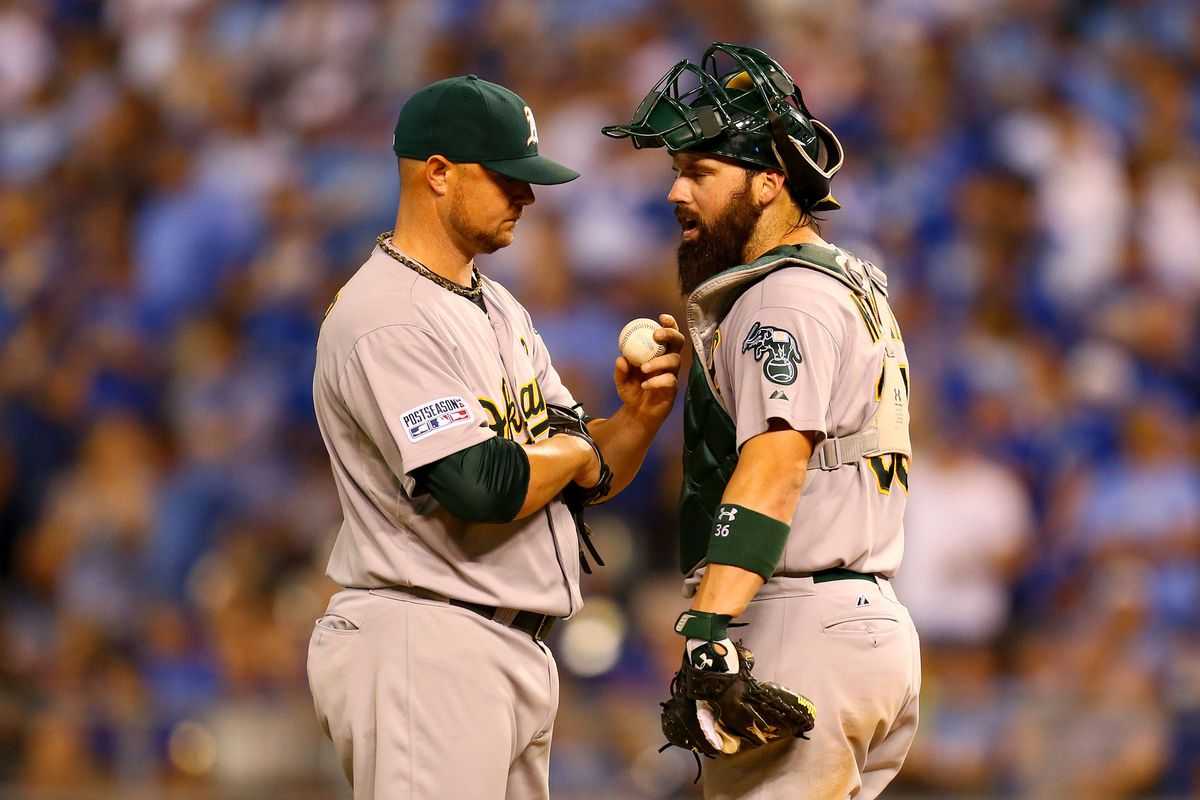 Jon Lester's streak of 19 straight quality starts was snapped in the AL Wild Card game against the Royals last Tuesday.
