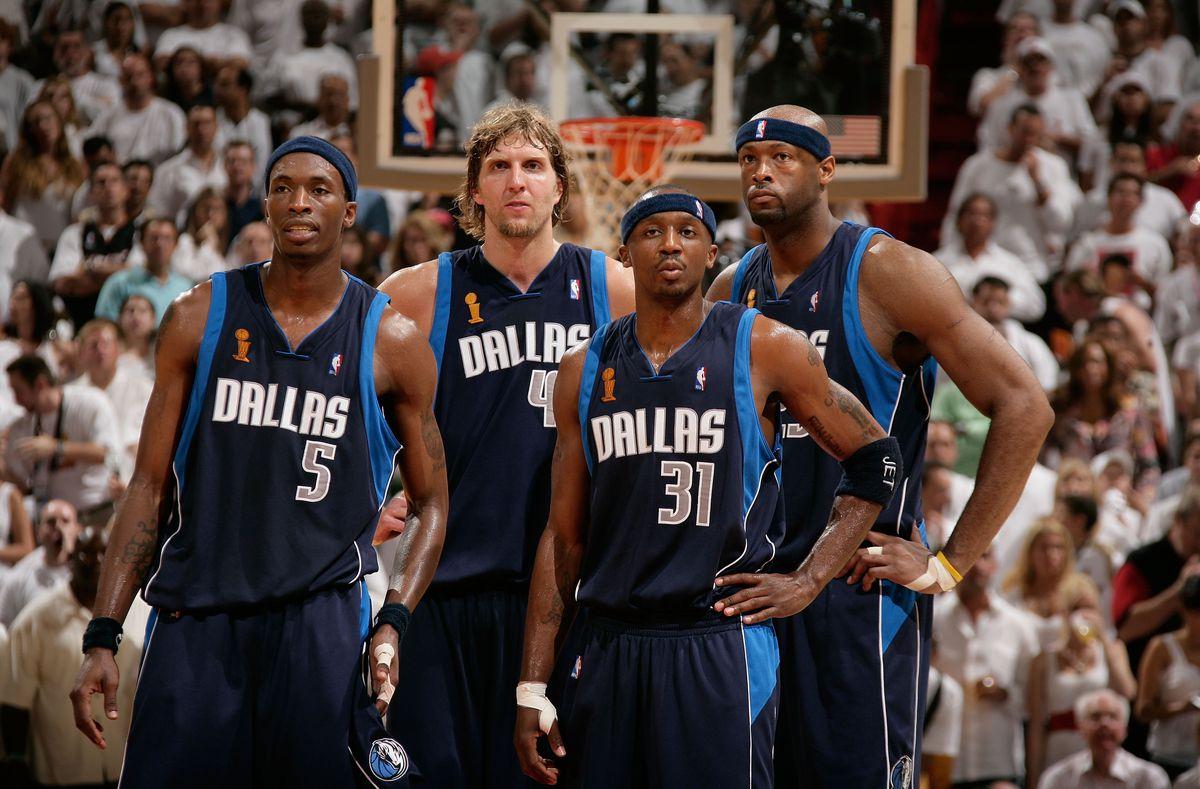 2006 NBA Finals - Dallas Mavericks v Miami Heat