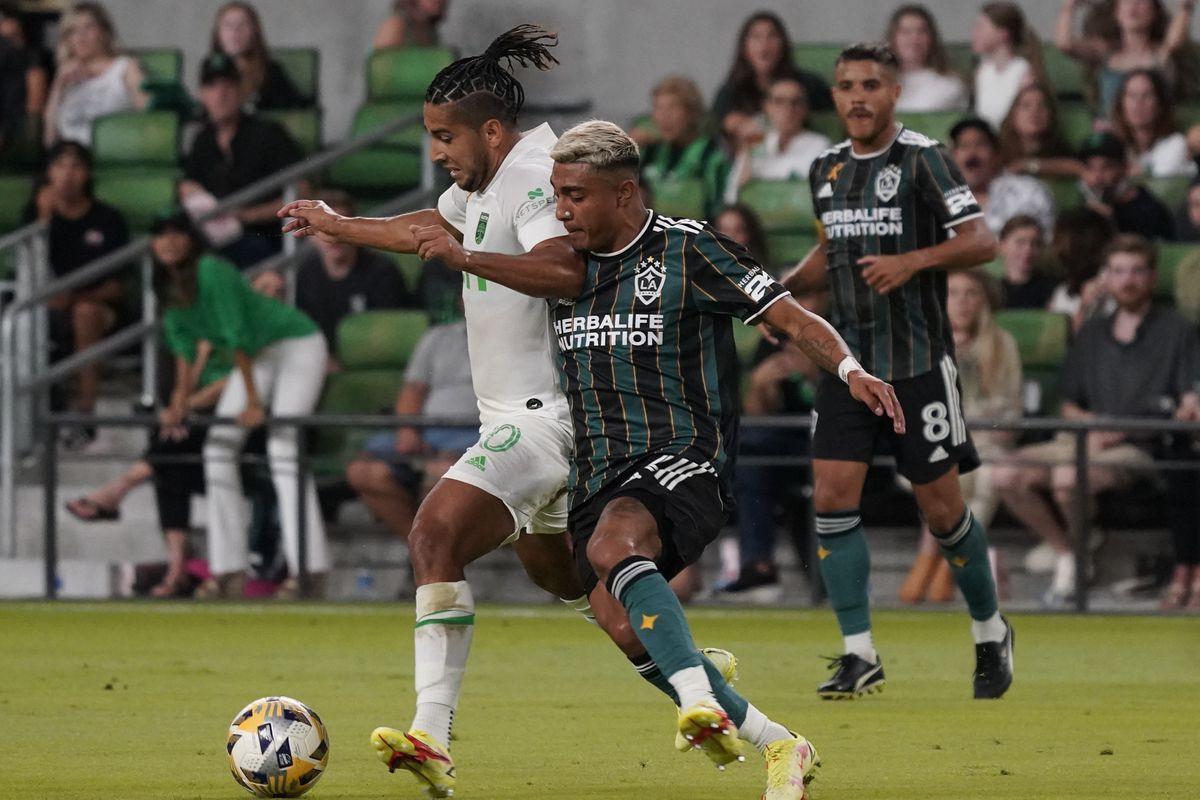 MLS: LA Galaxy at Austin FC