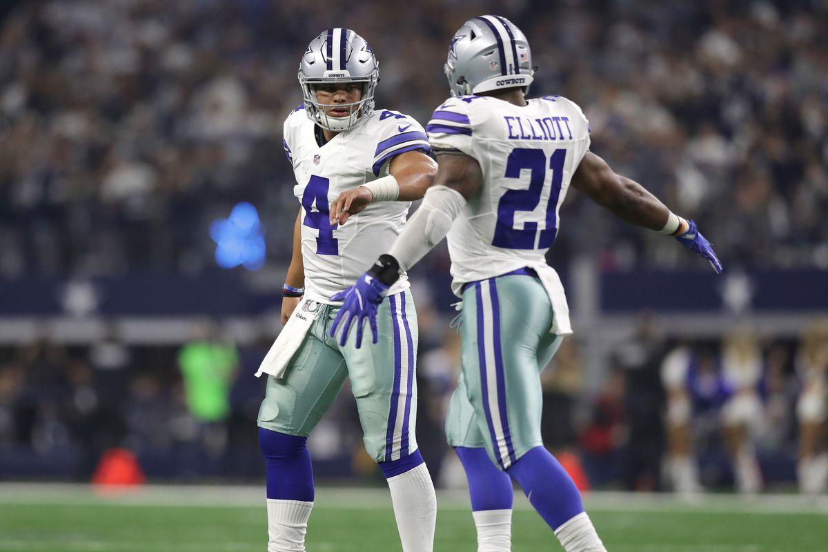 Divisional Round - Green Bay Packers v Dallas Cowboys