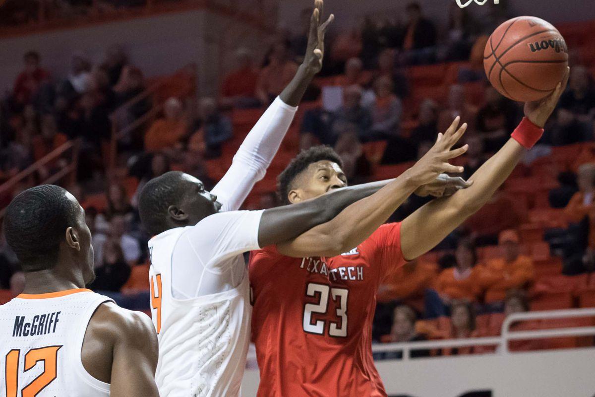 NCAA Basketball: Texas Tech at Oklahoma State