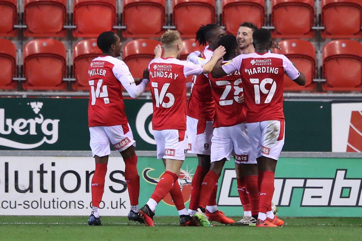 Rotherham United v Sheffield Wednesday - Sky Bet Championship