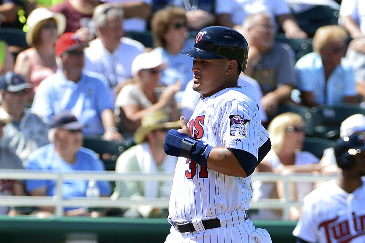 Arcia may see a decent share of DH at bats, but is he the best option?